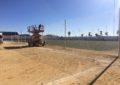 Deportes instala nuevo equipamiento en los campos Pozo y Miguel Ángel Izaguirre