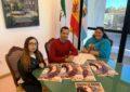 """Firmado el convenio de colaboración entre Juventud y """"Lo Sé y Me Importa"""" para la celebración del """"Güinter is Cómic"""""""