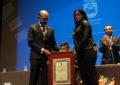 Entregadas las Distinciones  y Honores esta mañana en       el Palacio de Congresos