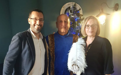 Jose Manuel Barrera será pregonero de la Feria de La Línea 2019
