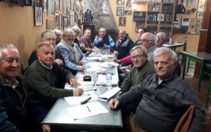 Las peñas flamencas de la comarca coordinan acciones conjuntas