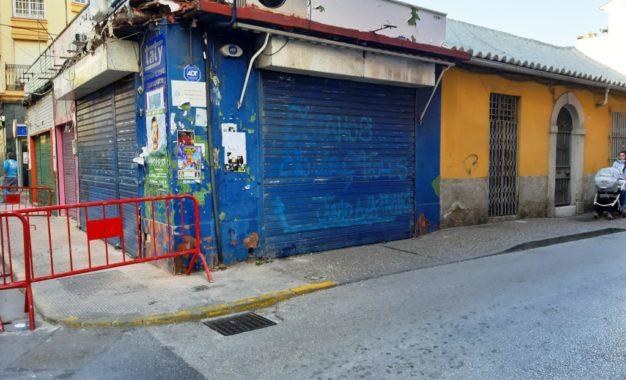 Disciplina Urbanística confirma el adecentamiento de un inmueble en calle Aurora por parte de la propiedad tras la apertura de un expediente de ejecución