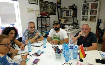 Podemos e IU La Línea confirman candidatura conjunta para las elecciones municipales
