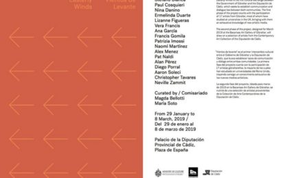 Gibraltar y la Diputación de Cádiz inauguran un intercambio de arte