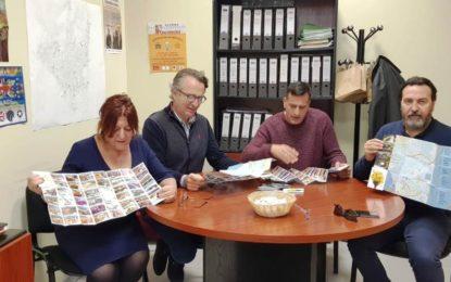 """Comercio y Alaho abordan el reparto de material promocional por centros hoteleros y hosteleros y la organización de las """"Jornadas del Cuchareo Ibérico"""""""