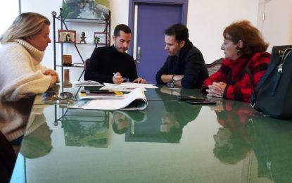 Patrimonio reitera a Mancomunidad su solicitud para la cesión de aulas del Padre Manjón