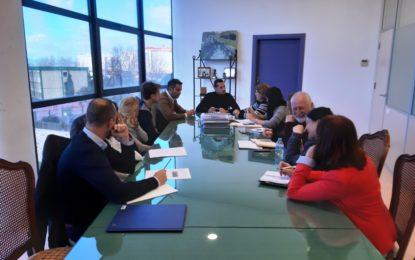 Constituida la comisión de seguimiento de las actuaciones contempladas en el Plan Municipal de Vivienda y Suelo