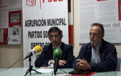 El PSOE de La Líne afirma que «el aparato de propagada de Franco no tiene limite»
