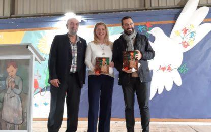 El alcalde ha participado en la celebración de la 25 Semana de la Paz y la No Violencia del colegio Pablo Picasso