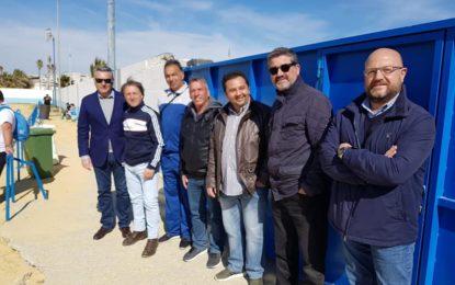 Arriaga felicita al Club Deportivo Calderón