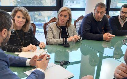 Eva Pajares aclara que el Gobierno anterior no hizo nada por la ITV en San Roque