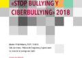 """Varios centros educativos de la ciudad recibirán distinciones el próximo martes en la entrega de los II Premios provinciales """"Stop Bullying y Ciberbullying 2018"""""""