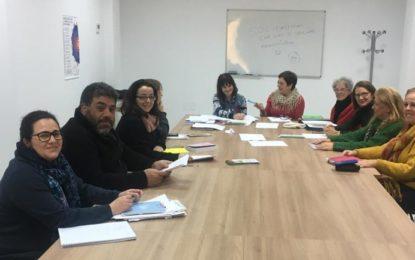 El consejo asesor de Igualdad y Género presenta las actividades del 8 de marzo, los programas y de la oferta educativa y los talleres que desarrollarán