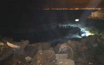 Una operación marítima hispano-gibraltareña de varias agencias se salda de manera exitosa con la incautación de 84 fardos      de droga
