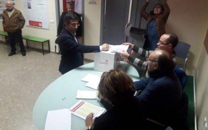 46 votos en blanco en el PSOE linense para designar la lista para las elecciones municipales