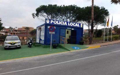Inauguradas las nuevas oficinas de la Policía Local en La Alcaidesa