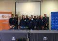 Diez jóvenes en riesgo de exclusión se forman para trabajar en la instalación de fibra óptica