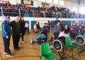 """315 alumnos de cuarto de Primaria han participado esta mañana en la """"I Regata de Remo Ergómetro Intercentros"""""""