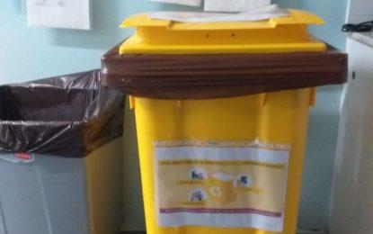 Rosa Pérez felicita a centros de salud y de mayores por colaborar con el Medio Ambiente reciclando