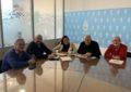 El concejal de Impulso y Desarrollo Urbano continúa su ronda de reuniones con diversos sectores enmarcadas en lograr un PGOU de consenso
