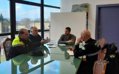 El ayuntamiento inicia los trabajos previos  para la redacción de una nueva ordenanza de tráfico
