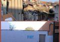 Disciplina Urbanística culmina el adecentamiento de un solar en la avenida Menéndez Pelayo