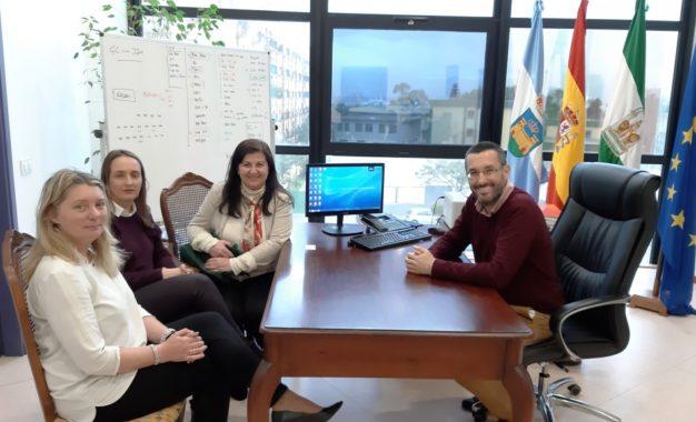 El ayuntamiento trabaja para buscar una ubicación más céntrica al Centro Asociado UNED  Campo de Gibraltar