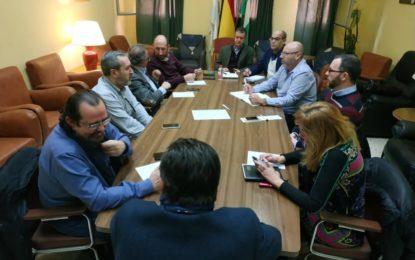 El Grupo Transfronterizo solicita una reunión al presidente de la Junta           de Andalucía