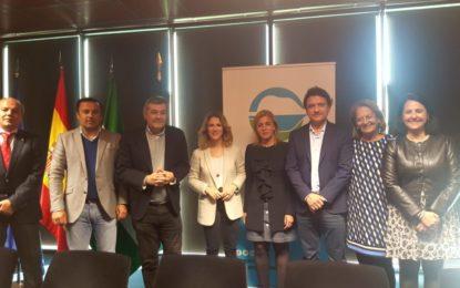 La Delegada del Gobierno Andaluz en Cádiz, Ana Mestre, visita la Mancomunidad del Campo de Gibraltar