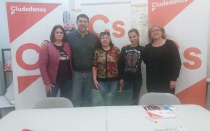 Ciudadanos La Línea muestra su apoyo al pequeño Darío