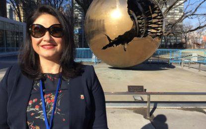 La Ministra de Igualdad acude a la Comisión de la Condición Jurídica y Social de la Mujer de la ONU