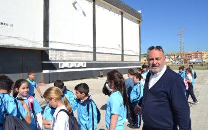 """Más de mil doscientos escolares de primaria participan en el programa de la oferta educativa """"Visita al Fuerte de Santa Bárbara"""""""