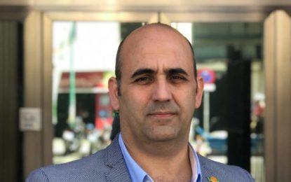 El linense Alvaro Cuadros, en la lista de Vox para el Congreso de los Diputados por Cádiz