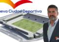Juan Pablo Arriaga presenta un ambicioso proyecto de reordenación de la Ciudad Deportiva y la creación de un centro recreativo y de ocio
