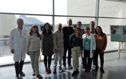El Hospital de La Línea acoge una exposición de fotografías organizada por la Mesa para la Integración de Entidades Sociales en Salud