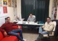 El PSOE de La Línea toma nota de las demandas de la asociación 3 Noviembre 1730 Fuerte de Santa Bárbara