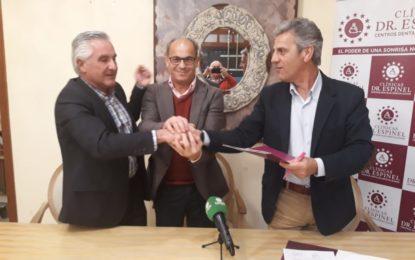 Firma de colaboración entre Prieto y Uceda y Clínicas Espinel