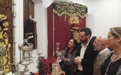 Inaugurada la Exposición de Enseres de Semana Santa en el Museo del Istmo