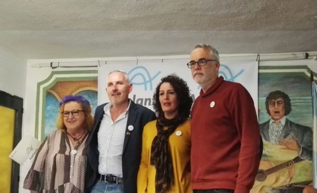 """Luisa Espada y Francis Vaca: """"En Adelante La Línea queremos ser el dique de las políticas de derecha"""""""