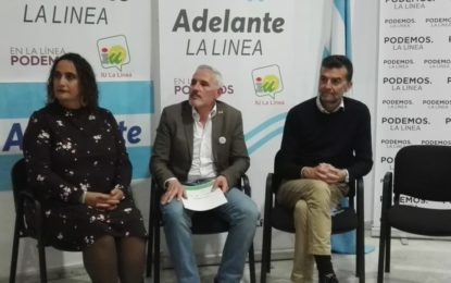 Adelante La Línea presenta la candidatura de Fran Dorado (con sonido íntegro de su discurso)