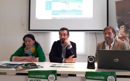"""Hoy se ha presentado """"La Línea en tu mano"""", nuevo sistema de gestión de incidencias que permitirá al ciudadano un contacto más directo con el Ayuntamiento"""