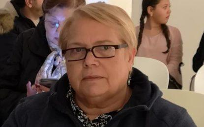 La concejal Rosa Ramírez Becerra, nombrada portavoz del Grupo Municipal Socialista