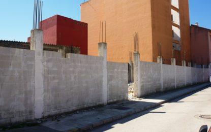 Disciplina Urbanística acometerá un nuevo expediente de ejecución forzosa en un solar en mal estado en Periañez