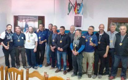 El Club Linense de Tiro Olímpico obtiene dos medallas en el IV Trofeo de Armas Históricas de El Puerto de Santa María
