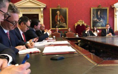 El Comité Ministerial Conjunto Gibraltar-Reino Unido será a partir de ahora el foro permanente para las relaciones bilaterales
