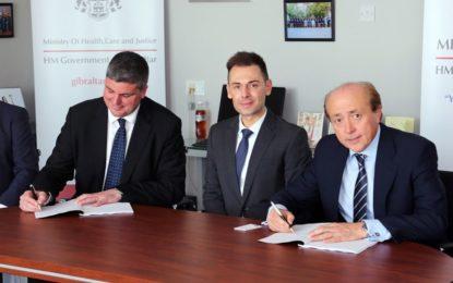 Costa anuncia un tercer contrato con un proveedor de servicios sanitarios líder, el Grupo Hospiten, que brindará a los gibraltareños acceso a la mejor atención médica especializada