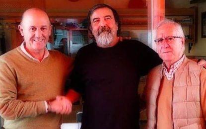 Villar lidera la lista de Andalucistas Linenses con Julio Marín de número dos y Diego Cabrera en el seis