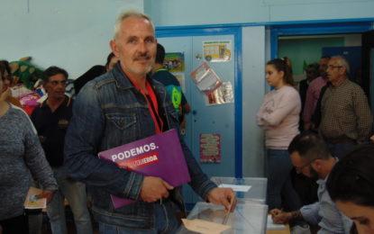 Fran Dorado: «La alta participación puede favorecer a los partidos de izquierdas» (con sonido)