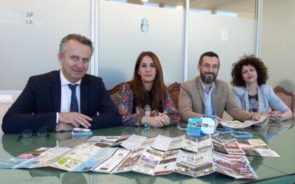 La delegación de Comercio colabora con la II Guía de Turismo, Ocio y Comercio de La Línea de la Concepción