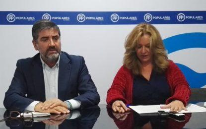 Eloy García Moreno sale de la lista del PP de La Línea